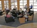 Passenger Lobby - FBO Airport Terminal - Aircraft Services - Western Aircraft