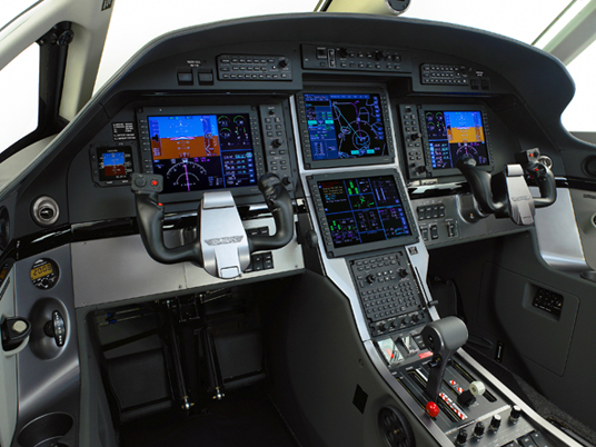 Charter Panel - Pilatus PC-12 - Air Charter Flights - Air Charter Service - Western Aircraft