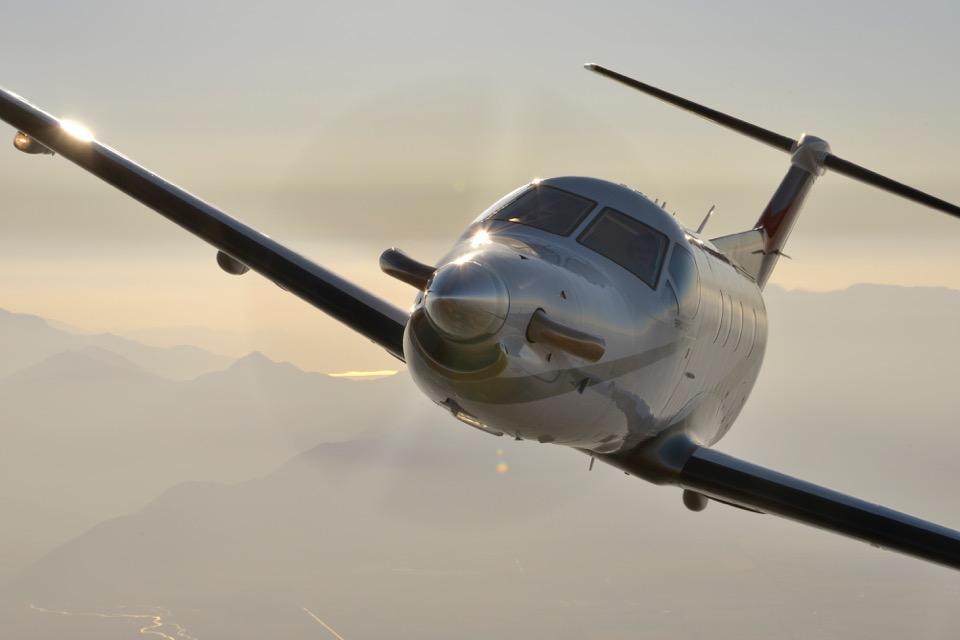 Pilatus Aircraft Life Extension Program (LEP) – Aviation Services - Western Aircraft - Western Aircraft